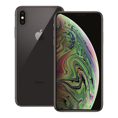 NUEVO Apple iPhone XS Max 64GB Desbloqueado GRIS