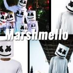 Disfraz de Marshmello Traje carnaval