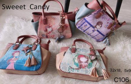 mochilas sweet and candy