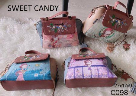 sweet candy bolsos mochilas carteras